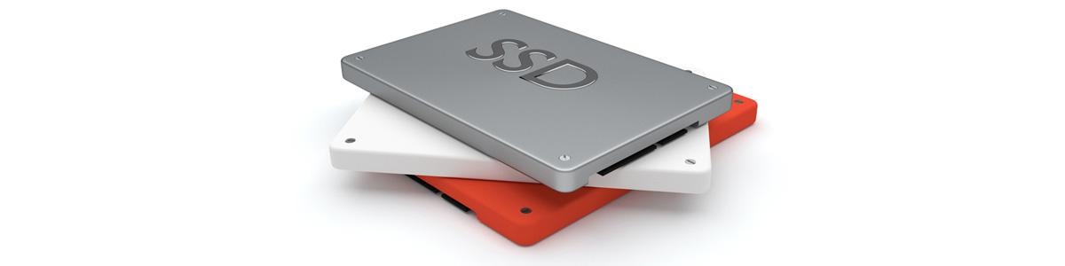 Datenrettung SSD Festplatte